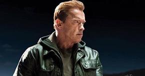 Primera imagen de Arnold Schwarzenegger en 'Terminator: Génesis'