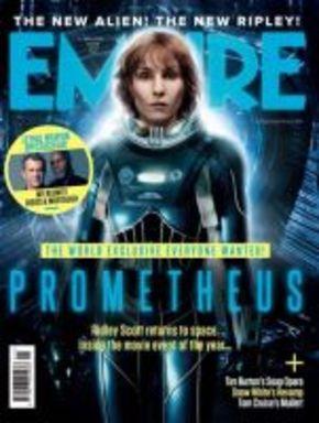 'Prometheus' protagoniza la portada de 'Empire'