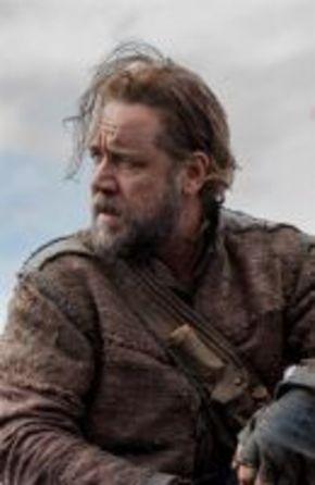 Primera imagen de Russell Crowe en 'Noé'
