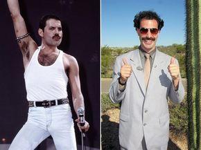 Sacha Baron Cohen abandona el biopic de Freddie Mercury