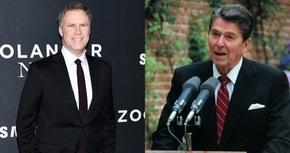 Will Ferrell encarnará a Ronald Reagan en su nueva película