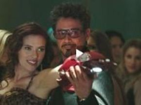 Nuevo tráiler de 'Iron Man 2'