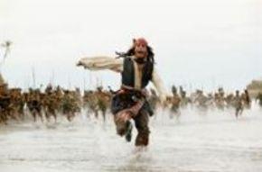 Piratas del Caribe 4 se rodará en 3D
