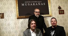 Álex de la Iglesia presenta 'Musarañas', un thriller inquietante y claustrofóbico
