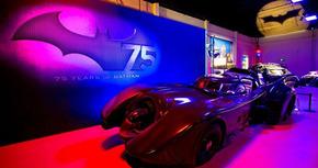 Batman celebra su 75 aniversario en Los Ángeles