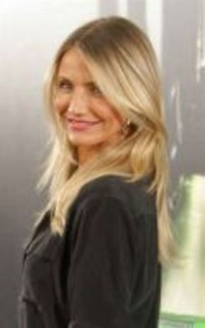 Cameron Diaz en Madrid para presentar la cinta de superhéroes 'The green hornet'