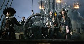 Hundido en las Antillas el barco de 'Piratas del Caribe'