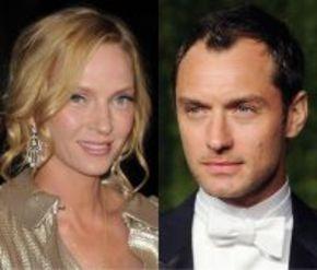 Jude Law y Uma Thurman, jurado del Festival de Cine de Cannes