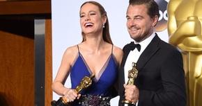 Lista completa de los ganadores de los Oscars 2016