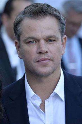 Matt Damon debutará como director en 'A foreigner'