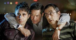 Nuevo tráiler de 'El pregón', una comedia protagonizada por Berto Romero y Andreu Buenafuente