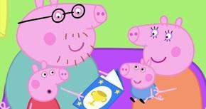 Peppa Pig salta al cine con 'Las botas de oro'
