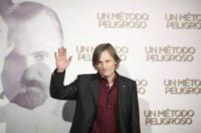 Viggo Mortensen estrena 'Un método peligroso'