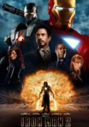 'Iron Man 2' calienta motores con su póster definitivo