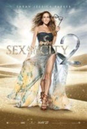 Segundo póster oficial de 'Sexo en Nueva York 2'