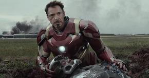 Capitán América vapulea a Iron Man en el primer tráiler de 'Civil War'