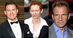 Channing Tatum, Tilda Swinton y Ralph Fiennes se unen a 'Hail, Caesar!'