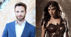 Chris Pine será Steve Trevor en 'Wonder Woman'