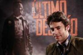 Eduardo Noriega estrena este viernes la película 'El último desafío'
