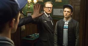 El 27 de febrero se estrena en España 'Kingsman: Servicio secreto'