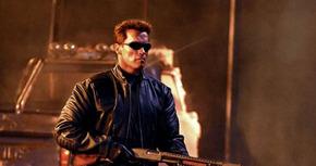 El rostro de Arnold Schwarzenegger en 'Terminator: Génesis'