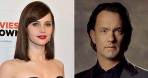 Felicity Jones se suma al reparto de 'Infierno' junto a Tom Hanks