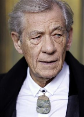 Ian McKellen se suma al reparto de 'Slight trick of the mind'