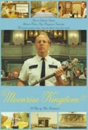 Primer cartel de la nueva cinta de Wes Anderson, 'Moonrise Kingdom'