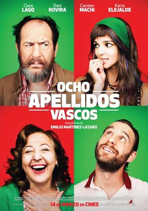 'Ocho apellidos vascos', una alocada comedia de Emilio Martínez-Lázaro