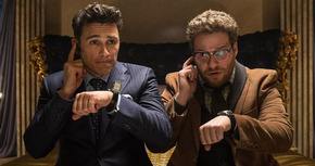 Primer tráiler de 'Red Band' en 'The Interview'