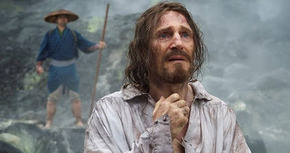 Primera imagen de Liam Neeson en 'Silence'