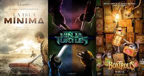 ¿Qué películas podremos ver en la nueva Fiesta del Cine?