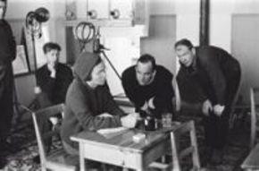 Exposición fotográfica del cineasta Ingmar Bergman en Sevilla