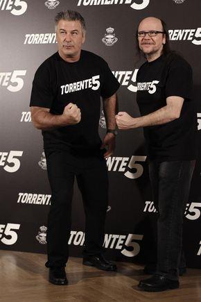 Alec Baldwin ya se ha incorporado al rodaje de 'Torrente 5'
