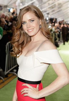 Amy Adams habla de Wonder Woman