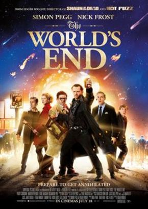 Edgar Wright estrena 'The World's End' en el Festival de Sitges
