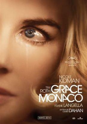 Emocionante cartel de Nicole Kidman en 'Grace de Mónaco'