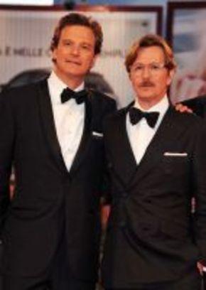 Gary Oldman quiere a Colin Firth para su segunda película como director