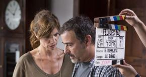 Gracia Querejeta finaliza sus últimas semanas de rodaje de 'Felices 140'