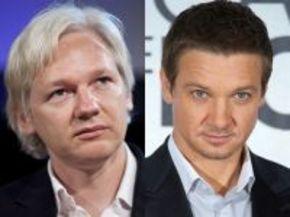 Jeremy Renner podría meterse en la piel de Julian Assange