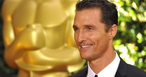 La resurrección de Matthew McConaughey en cuatro fases
