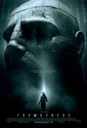 Nuevo cartel promocional de 'Prometheus'