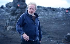 Ridley Scott busca localizaciones en Andalucía