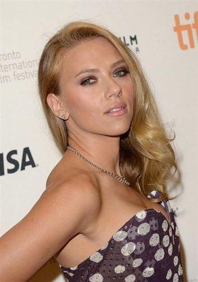 Scarlett Johansson, sin nominación a los Globos de Oro