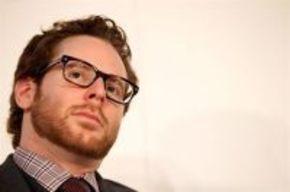 Sean Parker, cofundador de Facebook, satisfecho con 'La red social'