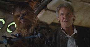 'Star Wars VII: El despertar de la fuerza', nuevo tráiler con Harrison Ford