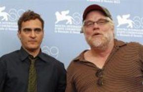 Michael Shannon y Joaquin Phoenix estrenan 'The Master' en Venecia