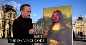 Vídeo: Tom Hanks parodia todas sus películas en menos de 7 minutos