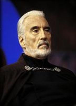 Christopher Lee recibirá el BAFTA de honor