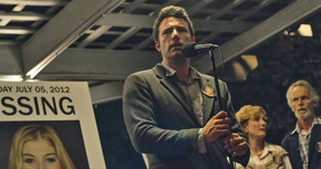 Clip del interrogatorio de Ben Affleck en 'Perdida (Gone girl)'